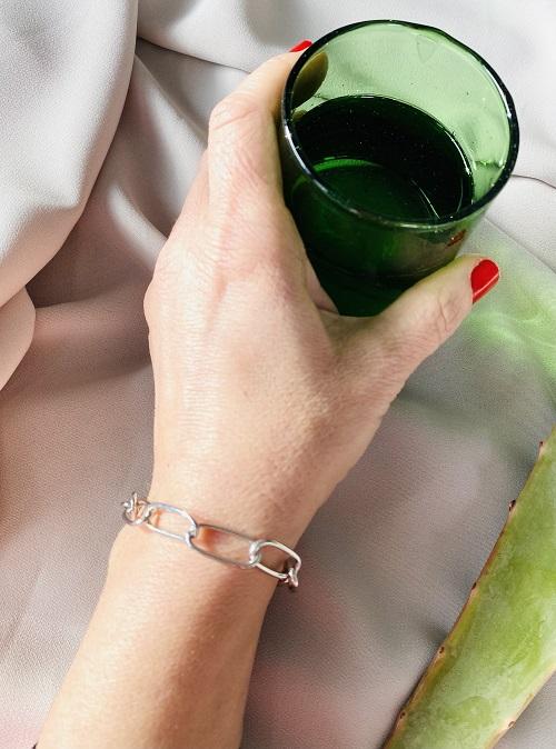 Echt Silber Armband