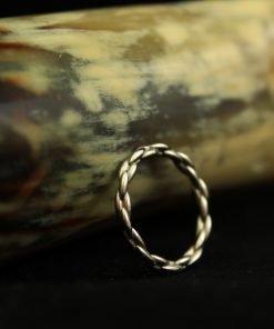 echtsilber ring