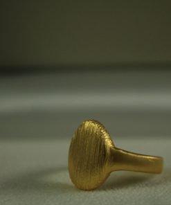 egg silber ring