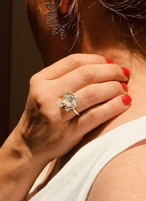 ring silber aussergewöhnlich