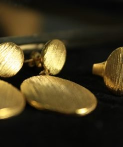 set handmade gold
