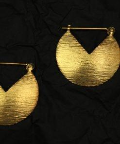 silber ohrringe vergoldet
