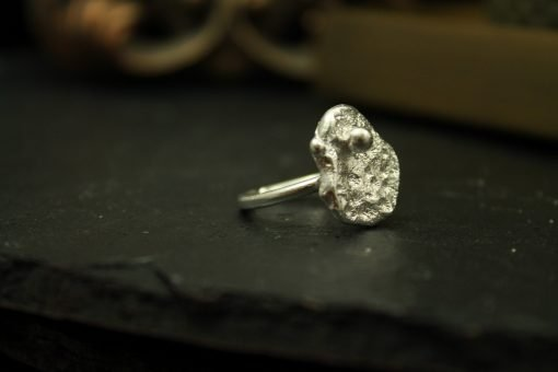 silber ring individuell