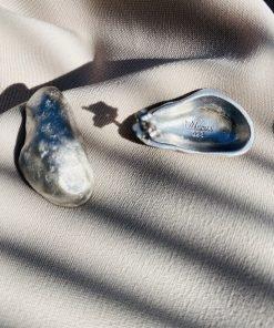 stone ohrringe